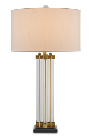 Currey & Company - Blairhall Table Lamp - 6634