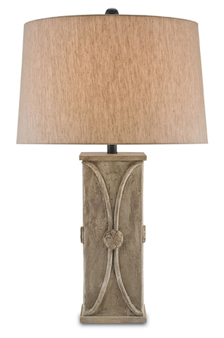 Currey & Company - Coatsbridge Table Lamp - 6841