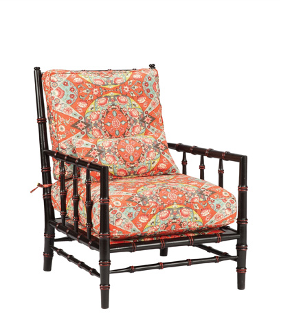 Currey & Company - Merevale Chair - 7005