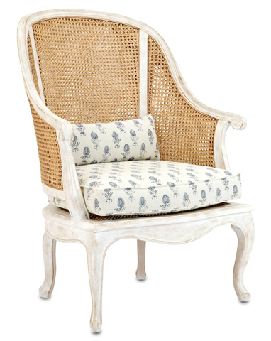 Currey & Company - Devonshire Chair - 7011