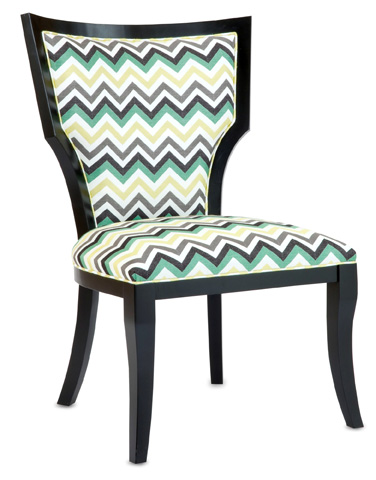 Currey & Company - Garbo Chair - 7015