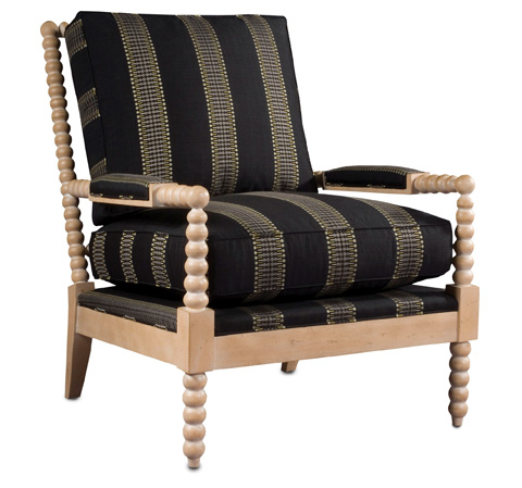 Currey & Company - Bywell Chair - 7029