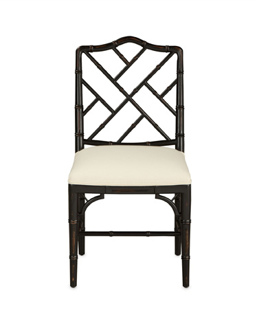 Currey & Company - Bamboo Side Chair - 7082
