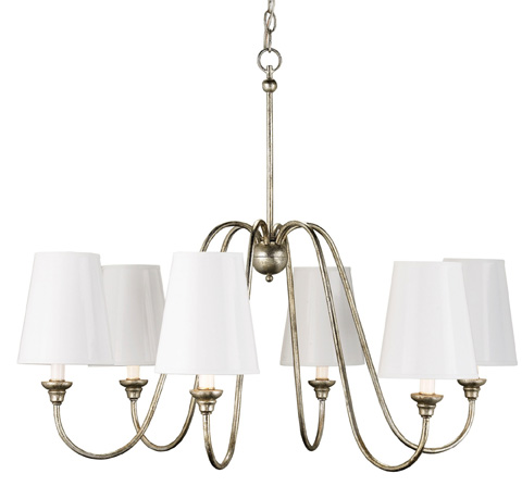 Currey & Company - Orion Chandelier - 9110
