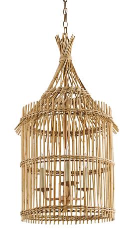 Currey & Company - Tobago Lantern - 9262