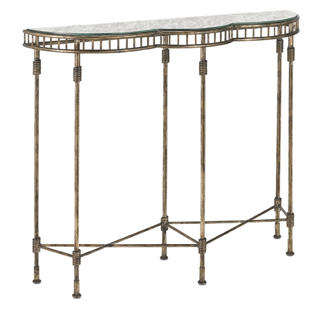 Currey & Company - Emmeline Console Table - 4192