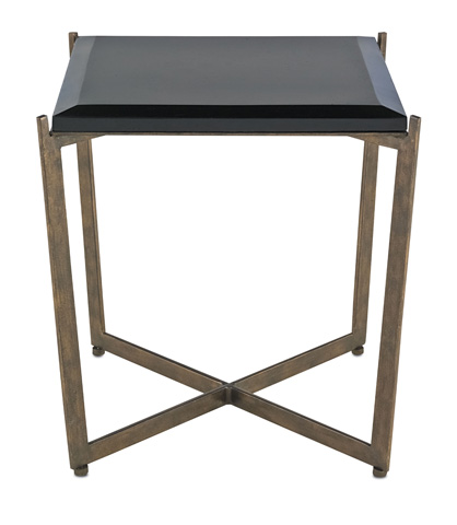Currey & Company - Galbi Accent Table - 4193