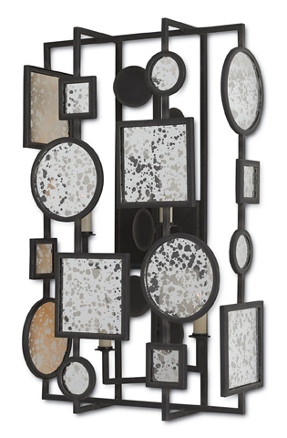 Currey & Company - Gallerist Wall Sconce - 5229