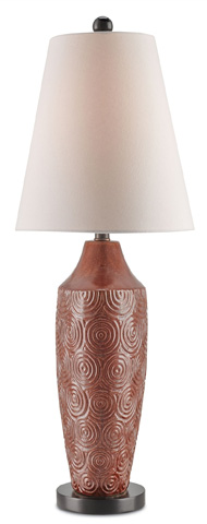Currey & Company - Jester Table Lamp - 6188