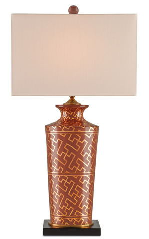 Currey & Company - Louisa Table Lamp - 6556