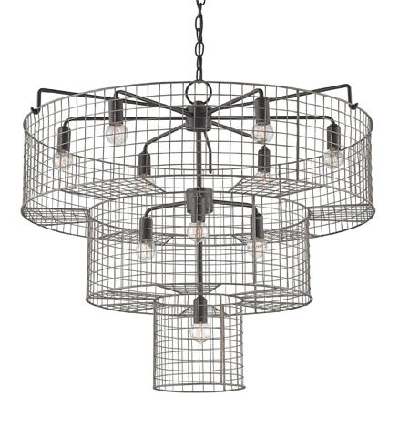 Currey & Company - Hobhouse Chandelier - 9941