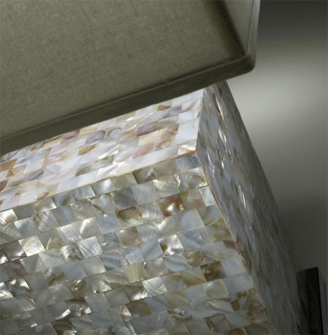 Cyan Designs - Shell Tile Lamp - 02597