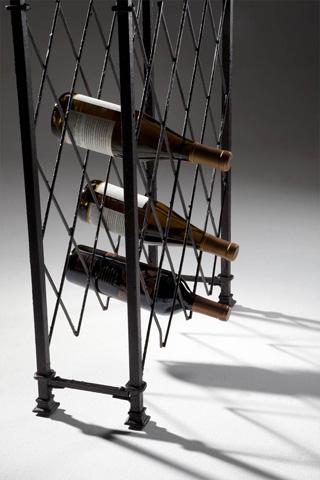 Cyan Designs - Hudson Wine Rack - 04542