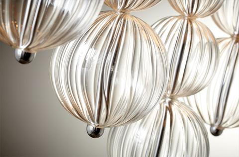 Cyan Designs - Rectangular Kravet Pendant - 04670