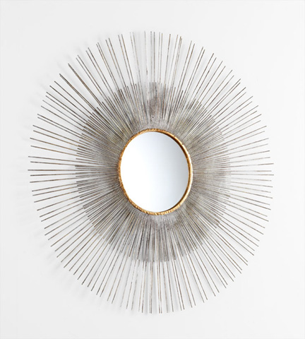 Cyan Designs - Large Pixley Mirror - 05539