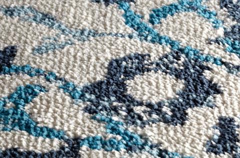Cyan Designs - Toungoo Blue Rug - 05776
