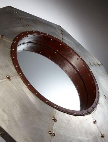 Cyan Designs - Octo Metal Mirror - 05823