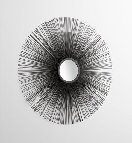 Cyan Designs - Double Solar Flare Mirror - 05831