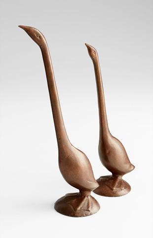 Cyan Designs - Egret Small Sculpture - 06274