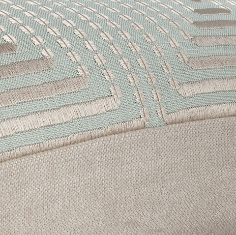 Cyan Designs - Harlequin Shine Pillow - 06512
