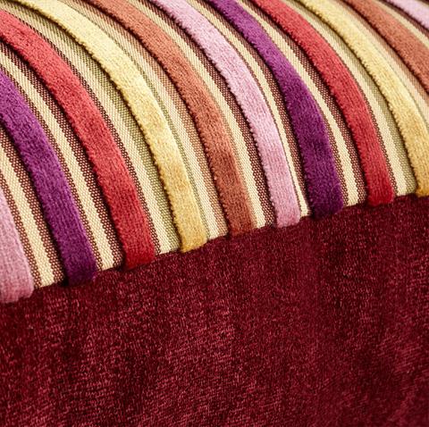 Cyan Designs - Vibrant Strip Pillow - 06529