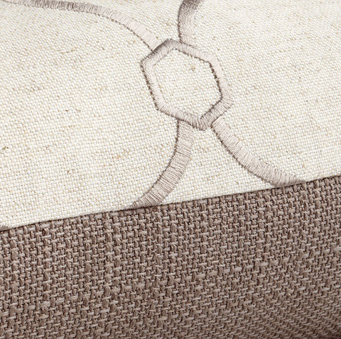 Cyan Designs - Linked Love Pillow - 06533