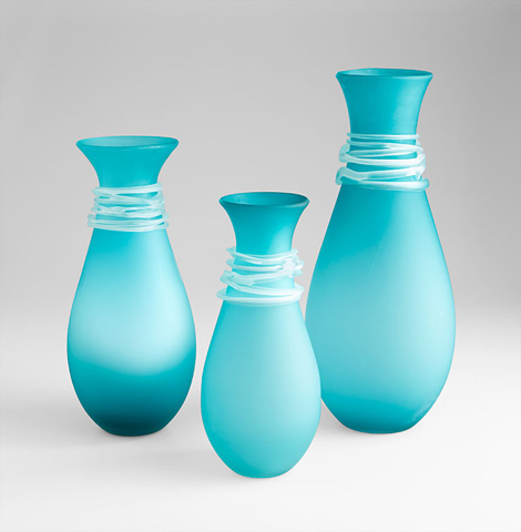 Cyan Designs - Small Alpine Vase - 06679