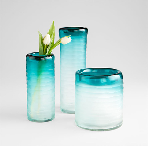 Cyan Designs - Large Thelonious Vase - 06695