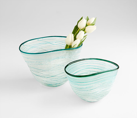Cyan Designs - Large Swirly Bowl - 06703