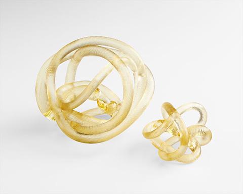 Cyan Designs - Small Fuse Sculpture - 06728