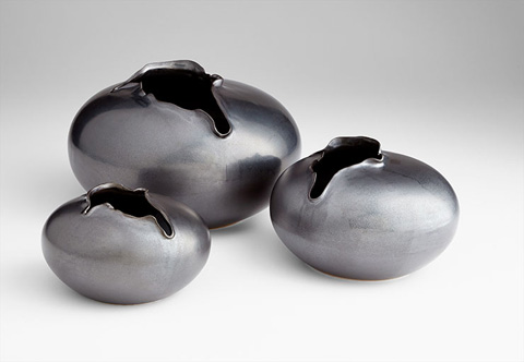 Cyan Designs - Medium Tambora Vase - 06878