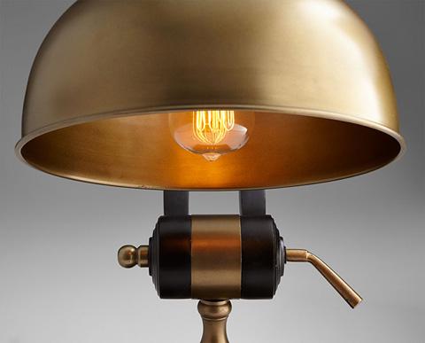 Cyan Designs - Campanile Desk Lamp - 07030