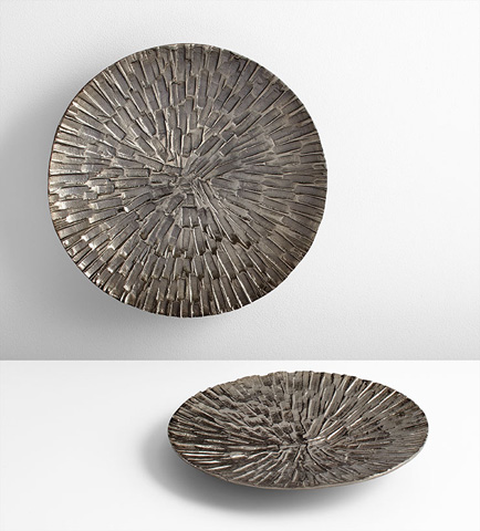 Cyan Designs - Small Flagstone Tray - 07082