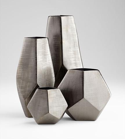 Cyan Designs - Small Vulcan Vase - 07102