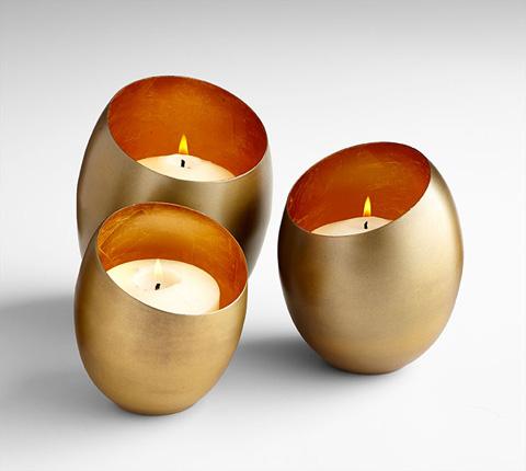 Cyan Designs - Small Minerva Candleholder - 07108