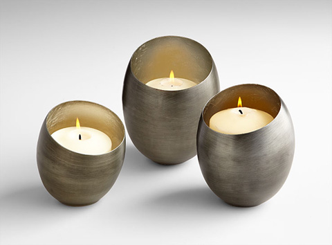 Cyan Designs - Large Minerva Candleholder - 07113