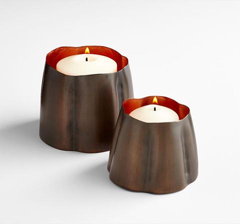 Cyan Designs - Large Fortuna Candleholder - 07126