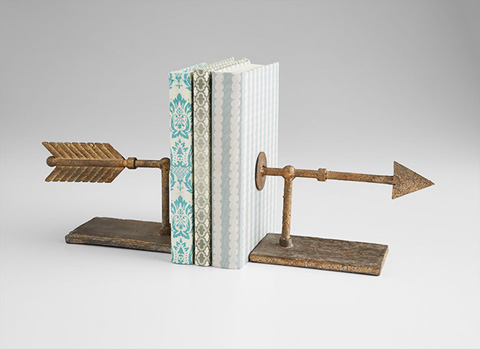 Image of Archer Bookend