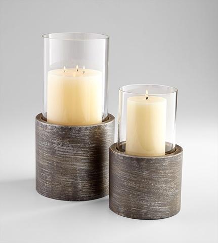 Cyan Designs - Large Valerian Candleholder - 07255