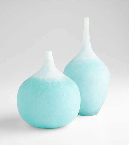 Cyan Designs - Small Droplet Vase - 07287