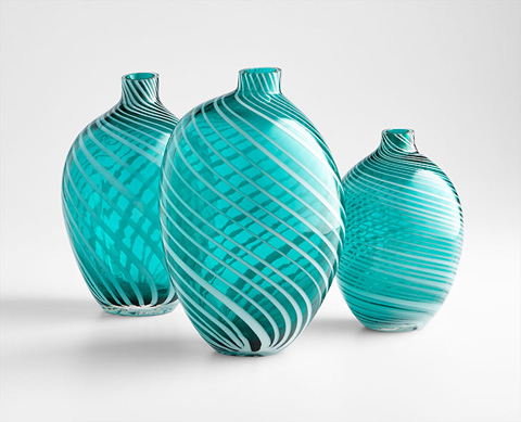 Cyan Designs - Small Prague Vase - 07302