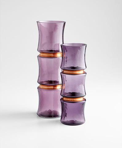 Cyan Designs - Large Nocturna Vase - 07318