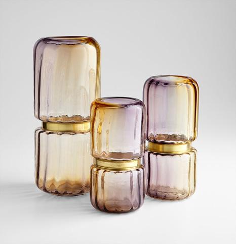 Cyan Designs - Small Equinox Vase - 07319