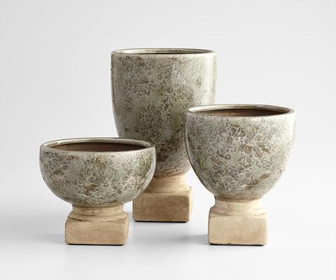 Cyan Designs - Large Govea Planter - 07417