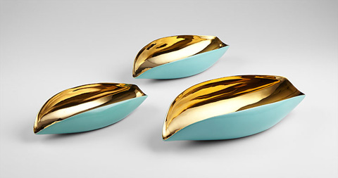 Cyan Designs - Medium Mavis Tray - 07435
