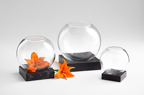 Cyan Designs - Medium Aquarium Bowl - 07458