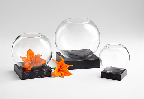Cyan Designs - Large Aquarium Bowl - 07459