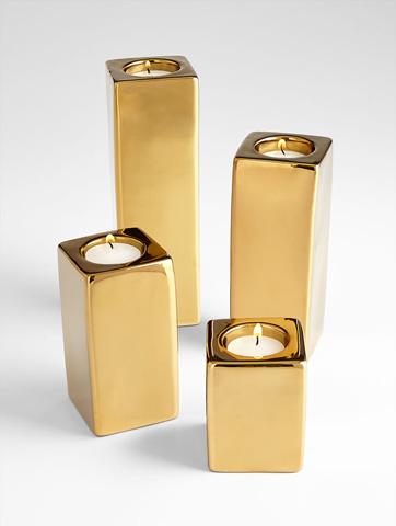 Cyan Designs - Medium Etta Candleholder - 07480