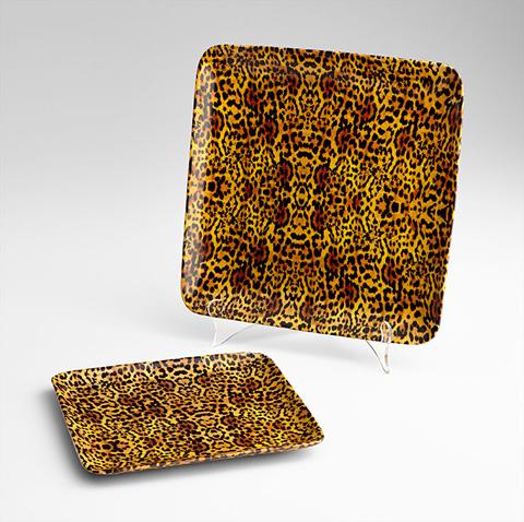 Cyan Designs - Large Rosette Tray - 07484