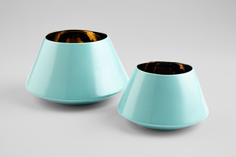 Cyan Designs - Large Cleo Vase - 07488